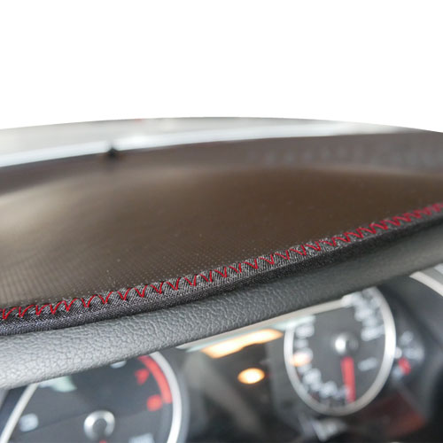 Car light pad leather
